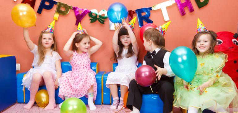 Το savoir vivre του παιδικού πάρτι!