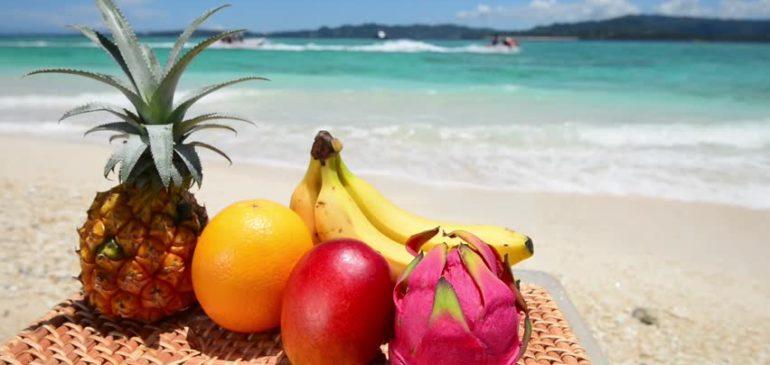 Τα πιο υγιεινά snacks για την παραλία ή το ταξίδι!