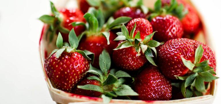 10 γεγονότα για τη φράουλα!