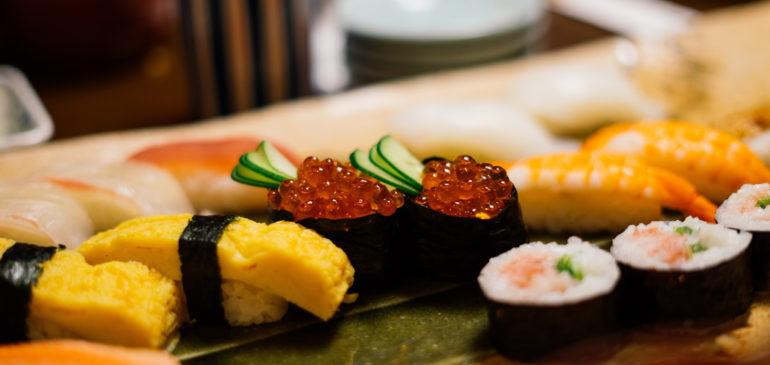 Sushi: Όλα όσα χρειάζεται να ξέρεις