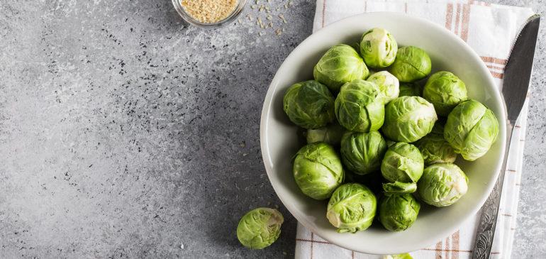 Γνωρίστε τα λαχανάκια Βρυξελλών!