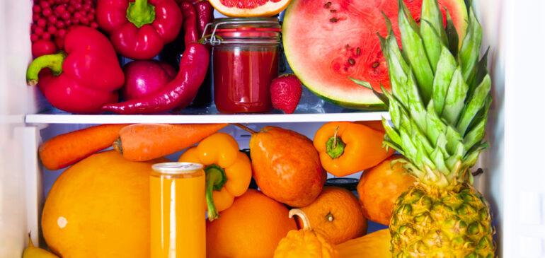 Πως θα διατηρήσουμε τα τρόφιμα το Καλοκαίρι;