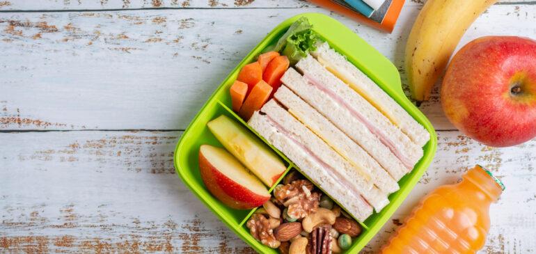 Διατροφή για δυνατούς μαθητές!